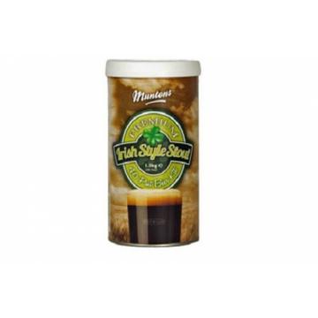 Охмеленный Экстракт для производства домашнего пива! MUNTONS Irish Stout, 1,5 кг., на 23 л пива.
