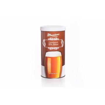 Охмеленный Экстракт для производства домашнего пива! MUNTONS IPA Bitter (Indian Pale Ale), 1.8 кг. Светлый Эль, на 23 литра пива.