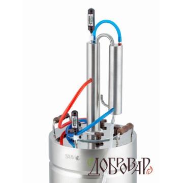 """""""ИДЕЯ"""" - мини-бражная колонна, перегонный куб на 17 литров в комплекте"""
