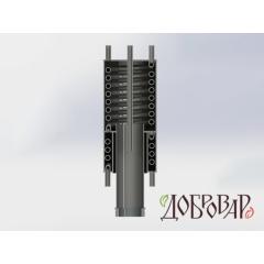 """Дефлегматор-40 «Кудесница NEW» (резьба 1¼"""")"""