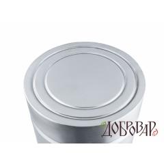 Куб 35 л, ТЭН-Р-версия, 5 шпилек (без крышки)