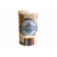 Охмеленный Экстракт для производства домашнего пива! MUNTONS SCOTTISH HEAVY ALE 1,5 КГ, на 23 л пива.
